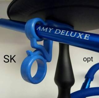 Держатель шланга Amy Deluxe для кальяна 3194 шлангодержатель из пищевого жароустойчивого пластика