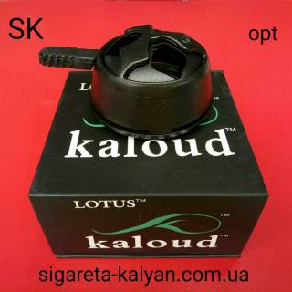 Калауд Лотус Kaloud Lotus Black 9186
