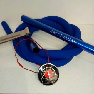Кальян Amy Deluxe SD 038 Click система  9806 лидер в серии Amy Deluxe