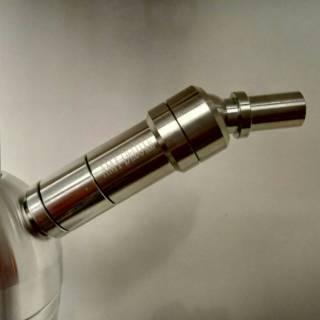 Кальян Amy Deluxe SS Plus 013 Black 1101 медицинская пищевой нержавеющей стали