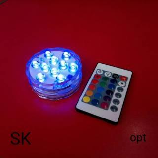 Подсветка для кальяна RGW Led с пультом ДУ 2783 украсит использование кальяна