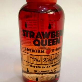 Премиум Жидкость для электронной сигареты Клубничная королева 4320