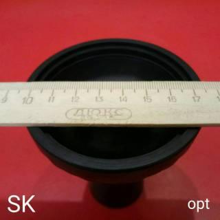 Силиконовая чаша для кальяна SAMSARIS Redly 9989 идеально подходит к большому кальяну