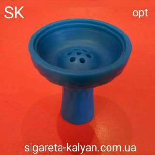 Силиконовая чаша для кальяна SAMSARIS Redly синяя 9990