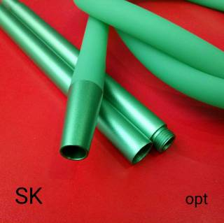 Силиконовая трубка шланг для кальяна Garden Soft Tuch Green  TDK  3788 богатая цветовая гамма