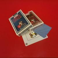 100% PLASTIC, карты игральные пластиковые POKER INDEX, 2355