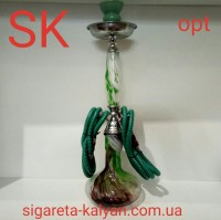 Кальян Super Hookah Arrow на два шланга 3770