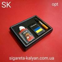 Набор Noble Elegant Украина с бензиновой зажигалкой 3722