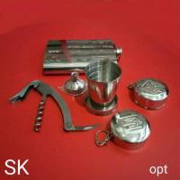 Набор подарочный Украина 5 предметов Dipflesh 3724