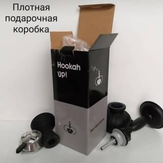Кальян STALEX SH Z2 BLACK 0066 для дома отличный выбор
