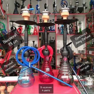 Кальян AMY DELUXE 690 R1 Click 9810 в наличии 4 цвета