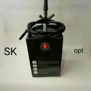 Кальян AMY DELUXE  SD 630 07  Black  7033 качественные немецкие кальяны
