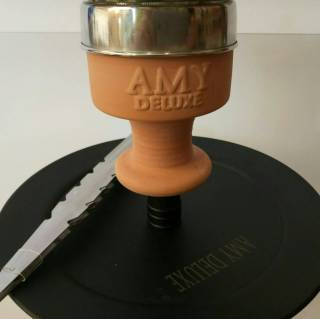 Кальян AMY Deluxe SD 084  Z2  Black 5932 купить в Харькове Украине немецкий кальян Amy Deluxe