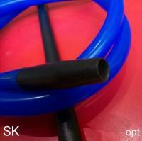 Шланг для кальяна MYA силиконовый синий 185 см 6423 кальяны и аксессуары