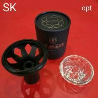 Силиконовая чаша для кальяна SAMSARIS Vitria 9988 быстрая доставка